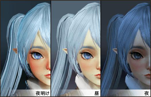 光の強さを調整できるムード設定機能を追加。キャラクターの動きを停止させる機能も。