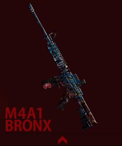 M4A1 Bronx