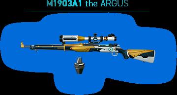 M1903A1 the ARGUS