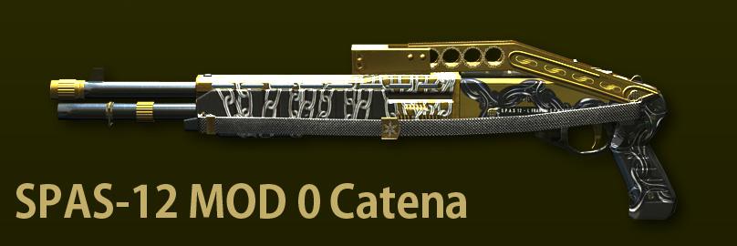 SPAS-12 MOD 0 Catena