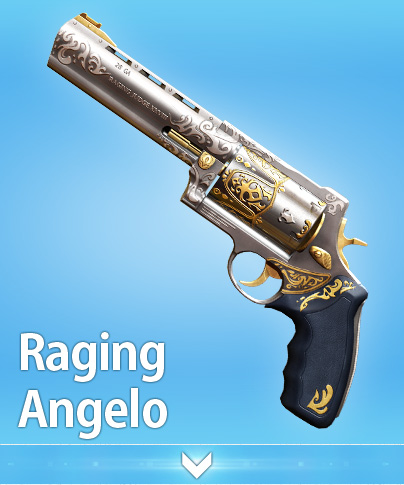 Raging Angelo