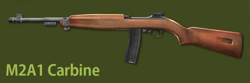 M2A1 Carbine
