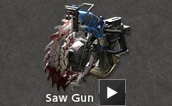 Saw Gun