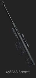 M82A3 Barrett